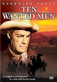 Ten Wanted Men - (Region 1 Import DVD)