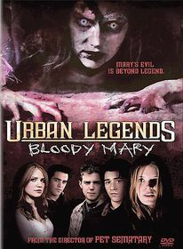 Urban Legends:Bloody Mary - (Region 1 Import DVD)