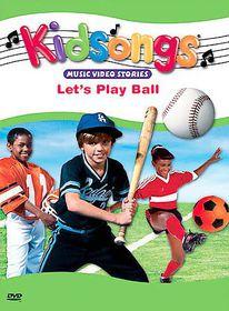 Kidsongs - Let's Play Ball - (Region 1 Import DVD)