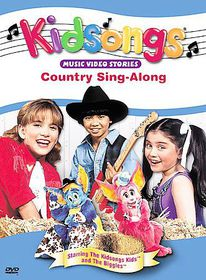 Kidsongs:Country Sing-Along - (Region 1 Import DVD)