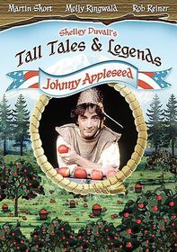 Shelley Duvall's Tall Tales and Legends - Johnny Appleseed - (Region 1 Import DVD)