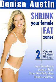 Shrink Your Female Fat Zones - (Region 1 Import DVD)