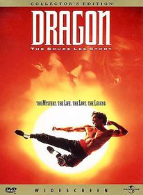 Dragon:Bruce Lee Story - (Region 1 Import DVD)