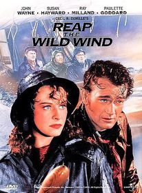 Reap the Wild Wind - (Region 1 Import DVD)