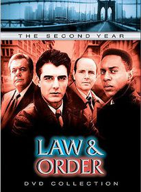 Law & Order:Second Year - (Region 1 Import DVD)
