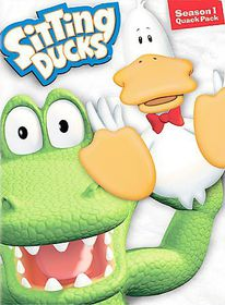 Sitting Ducks:Season 1 Quack Pack - (Region 1 Import DVD)
