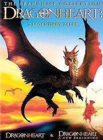 Dragonheart:2 Legendary Tales - (Region 1 Import DVD)