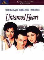 Untamed Heart - (Region 1 Import DVD)