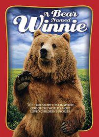 Bear Named Winnie - (Region 1 Import DVD)