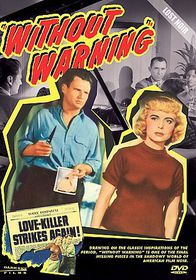 Without Warning - (Region 1 Import DVD)