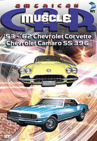 American Muscle Car - 53-62 Chevrolet Corvette Chevrolet Camaro SS 396 - (Region 1 Import DVD)