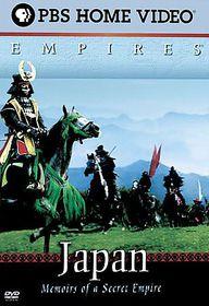 Japan:Memoirs of a Secret Empire - (Region 1 Import DVD)