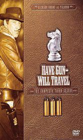 Have Gun Will Travel - The Complete Third Season - (Region 1 Import DVD)