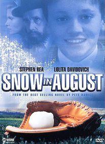 Snow in August - (Region 1 Import DVD)