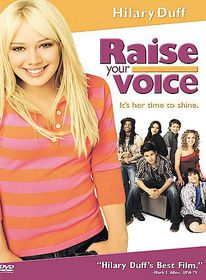 Raise Your Voice - (Region 1 Import DVD)