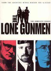 Lone Gunman:Complete Series - (Region 1 Import DVD)