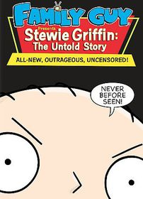 Family Guy Presents Stewie Griffin: The Untold Story - (Region 1 Import DVD)