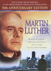 Martin Luther - 50th Anniversary (DVD)