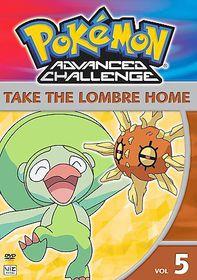 Pokemon Advanced Challenge Vol 5 - (Region 1 Import DVD)