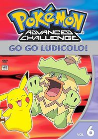 Pokemon Advanced Challenge Vol 6 - (Region 1 Import DVD)