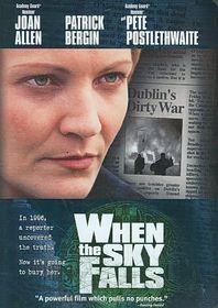 When the Sky Falls - (Region 1 Import DVD)