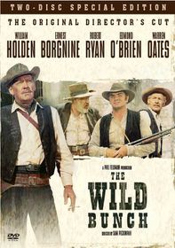 The Wild Bunch The Original Director's Cut (DVD)