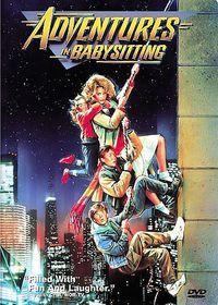 Adventures in Babysitting - (Region 1 Import DVD)