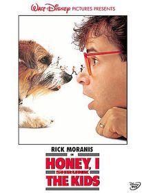 Honey I Shrunk the Kids - (Region 1 Import DVD)