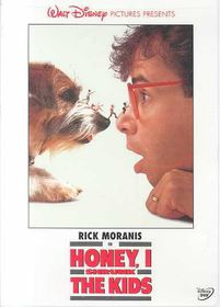 Honey I Shrunk the Kids - (Region 1 Import DVD)
