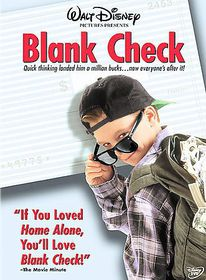 Blank Check - (Region 1 Import DVD)