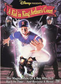 Kid in King Arthur's Court - (Region 1 Import DVD)