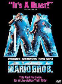 Super Mario Brothers - (Region 1 Import DVD)