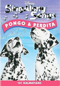 Sing Along Songs:Pongo & Perdita - (Region 1 Import DVD)