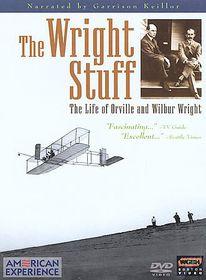 Wright Stuff - (Region 1 Import DVD)