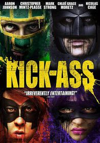 Kick Ass - (Region 1 Import DVD)