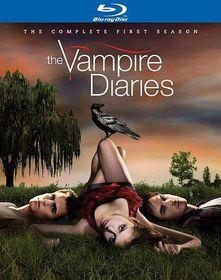 Vampire Diaries:Comp First Season - (Region A Import Blu-ray Disc)