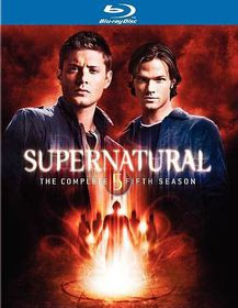 Supernatural:Complete Fifth Season - (Region A Import Blu-ray Disc)