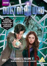 Doctor Who - The New Series: 5 - Volume 2 - (Import DVD)