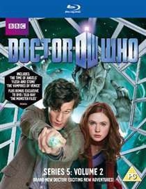 Doctor Who - The New Series: 5 - Volume 2 - (Import Blu-ray Disc)