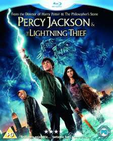 Percy Jackson and the Lightning Thief (Blu-ray)