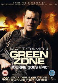Green Zone - (Import DVD)