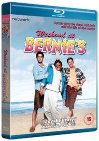 Weekend at Bernie's - (Import Blu-ray Disc)