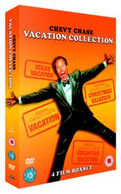 Chevy Chase: Vacation Collection - (Import DVD)