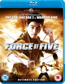 Force of Five - (Import Blu-ray Disc)