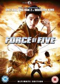 Force of Five - (Import DVD)