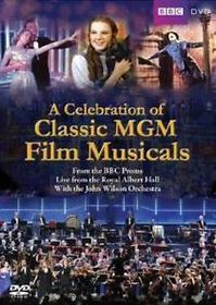 Celebration of Classic MGM Film Musicals - (Import DVD)