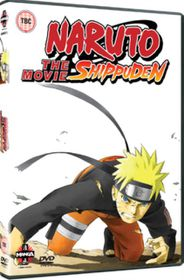 Naruto - Shippuden: The Movie - (Import DVD)