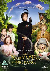 Nanny McPhee and the Big Bang - (Import DVD)