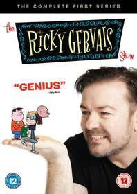 Ricky Gervais show Series 1 (DVD)