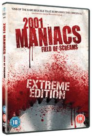 2001 Maniacs: Field of Screams - (Import DVD)